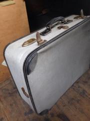 diverse alte Koffer