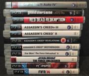 Diverse PS3-Spiele