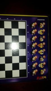 dragenball z Schach