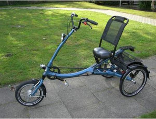 dreirad f r erwachsene in karlsruhe sonstige fahrr der. Black Bedroom Furniture Sets. Home Design Ideas