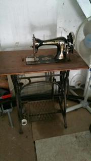 antike naehmaschine in m nchen sammlungen seltenes g nstig kaufen. Black Bedroom Furniture Sets. Home Design Ideas