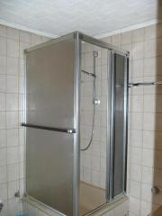 duschwand dusche kaufen gebraucht und g nstig. Black Bedroom Furniture Sets. Home Design Ideas
