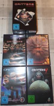 DVD Critters Die