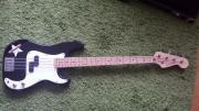 E - Bass mit