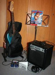 E-Gitarre Johnson