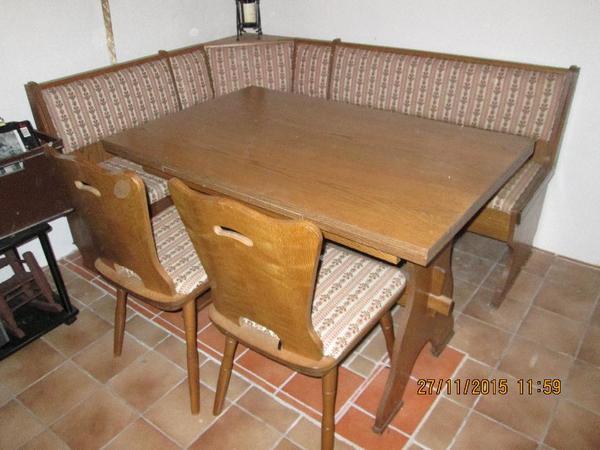 tisch mit st hlen neu und gebraucht kaufen bei. Black Bedroom Furniture Sets. Home Design Ideas