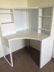 Eckschreibtisch ikea weiß  Ikea mobel weiss gebraucht ~ Möbeldesign Idee