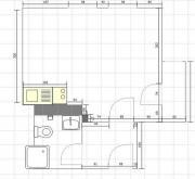 Ein-Zimmer-Wohnung