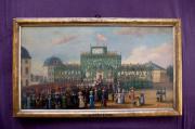 Einzug Ludwig II