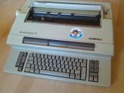 Elektrische Schreibmaschine Olympia
