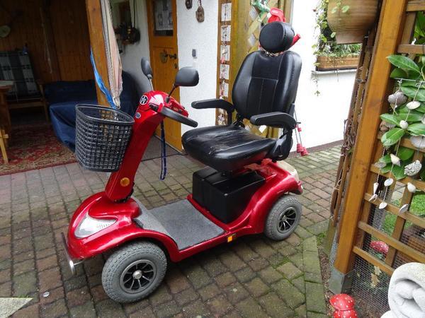 elektro scooter rollstuhl 15 km h batterien neu 830. Black Bedroom Furniture Sets. Home Design Ideas