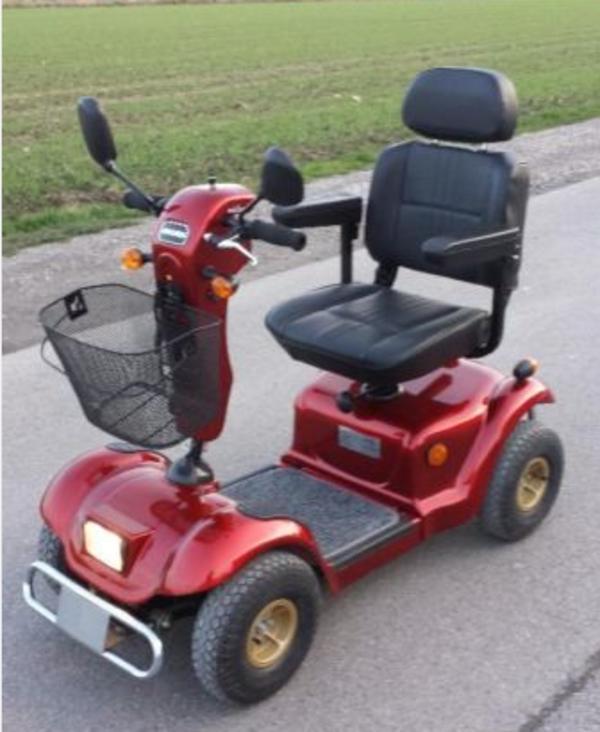 elektromobil e scooter mars neo scooter neuwertig. Black Bedroom Furniture Sets. Home Design Ideas