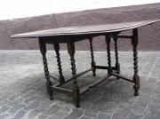 Englischer Gateleg. Tisch