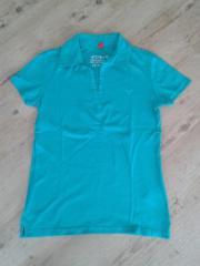 ESPRIT Poloshirt türkis