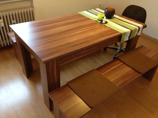 esstisch bank neu und gebraucht kaufen bei. Black Bedroom Furniture Sets. Home Design Ideas