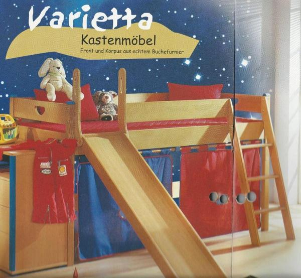 Etagenbett varietta in berlin kinder jugendzimmer for Jugendzimmer etagenbett