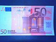 Euro-Banknoten mit