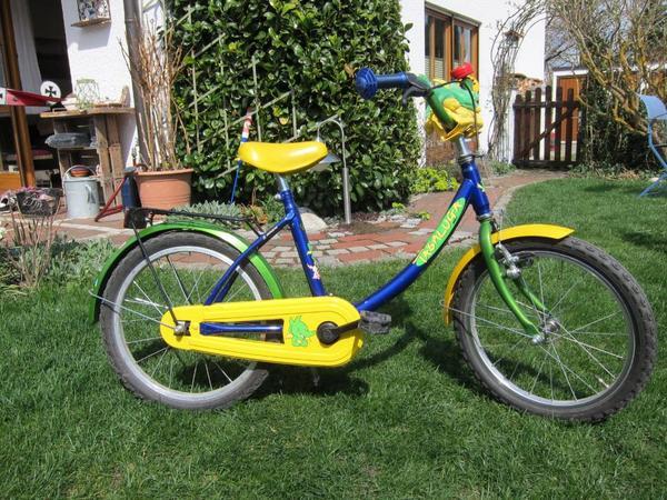 fahrrad f r kinder 18 zoll in olching kinder fahrr der. Black Bedroom Furniture Sets. Home Design Ideas