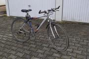 Fahrrad, Herrenrad Aluminium