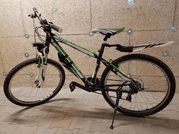 fahrrad 26 bulls gebraucht kaufen nur 4 st bis 65. Black Bedroom Furniture Sets. Home Design Ideas