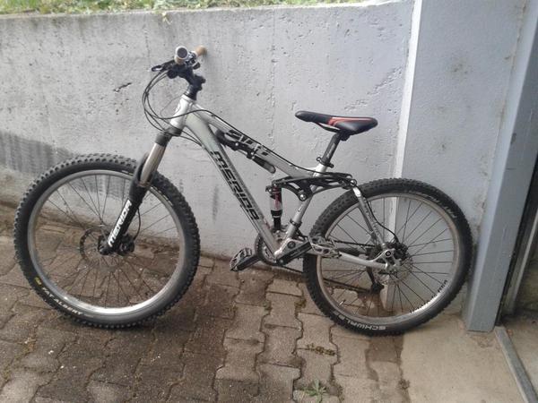 fahrrad mtb merida am 400 in mauer mountain bikes bmx. Black Bedroom Furniture Sets. Home Design Ideas