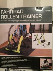 Fahrrad Rollen Trainer