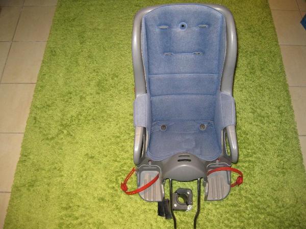 ich biete hier einen r mer jockey fahrradsitz zum kauf er. Black Bedroom Furniture Sets. Home Design Ideas