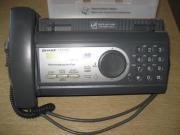 Faxgerät, Fax Sharp