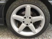 """Felgen 17"""" BMW e36 e46 4 AC Schnitzer Alu Felgen (guter Zustand) mit 225/45/17 SR, gebraucht gebraucht kaufen  Lustenau"""