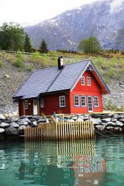 Ferienhaus in Norwegen