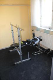 Fitness Station mit