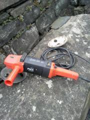 Flex Poliermaschine L602