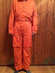 Fliegerkombi Orange Rettungsdienst (