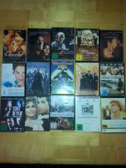 Flohmarktartikel DVDS, Bücher