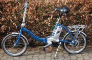elektro fahrrad faltrad kaufen gebraucht und g nstig. Black Bedroom Furniture Sets. Home Design Ideas