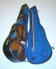 Französische Manufaktur-Violine/