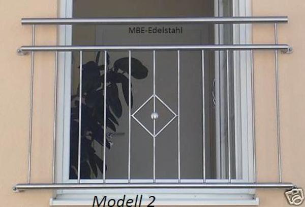 franz sischer balkon aus edelstahl in amberg sonstiges material f r den hausbau kaufen und. Black Bedroom Furniture Sets. Home Design Ideas