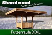 Futterraufe / Heuraufe XXL