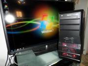 Gaming PC Intel i5 4x 3,30Ghz, GTX 550 TI,1TB HDD, 8GB Ram,DL/DVD RW,Win 7/8.1 ASROCK Gaming PC Intel i5-2500T 4x Turbobost 3,3Ghz, Mainboard NEU Asrock H61 PRO BTS, Grtafikkarte GTX 550 Ti ( HDMI/DVI/VGA ), Festplatten 1 TB - ... 330,- D-42107Wuppertal E - Gaming PC Intel i5 4x 3,30Ghz, GTX 550 TI,1TB HDD, 8GB Ram,DL/DVD RW,Win 7/8.1 ASROCK Gaming PC Intel i5-2500T 4x Turbobost 3,3Ghz, Mainboard NEU Asrock H61 PRO BTS, Grtafikkarte GTX 550 Ti ( HDMI/DVI/VGA ), Festplatten 1 TB -