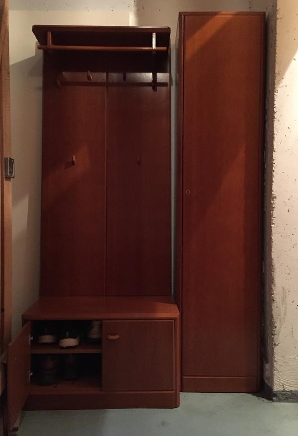 Garderobe dreiteilig in stuttgart garderobe flur for Garderobe quoka
