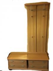 Garderobe Kleiderschrank Fünfteiliges
