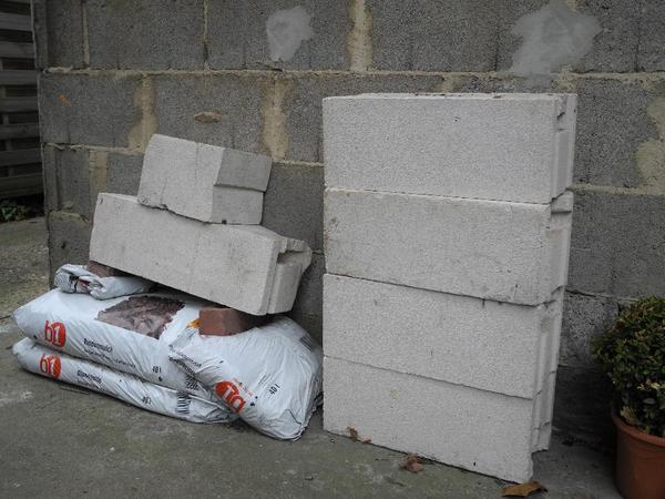 Gasbetonsteine zu verschenken in pfungstadt biete for Fenster zu verschenken