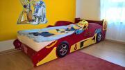 Gebrauchtes Kinderbett im