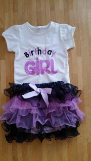 Geburtstag Kleidung 18m -