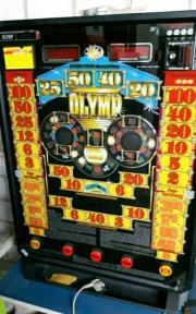 Geldspielautomat defekt