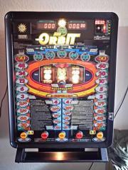Geldspielautomat Merkur Orbit