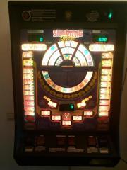 Geldspielautomat Shoothingstar