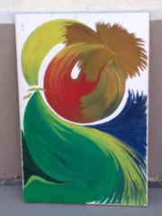 Gemälde - Unikat - Öl