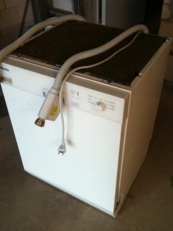 Geschirrspulmaschine miele g 976 sc plus in nauen for Geschirrspüler miele