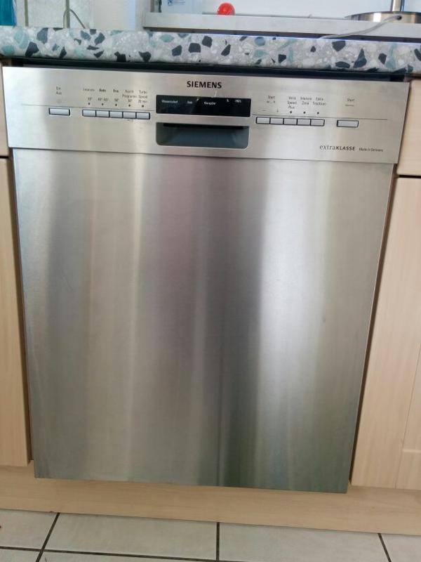 Spülmaschinen (Haushaltsgeräte) Trier gebraucht kaufen  ~ Geschirrspülmaschine Siemens